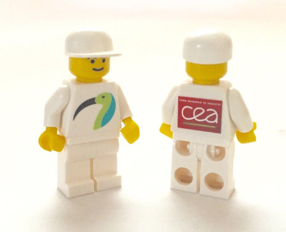 LEGO Minifigs Printed Torso
