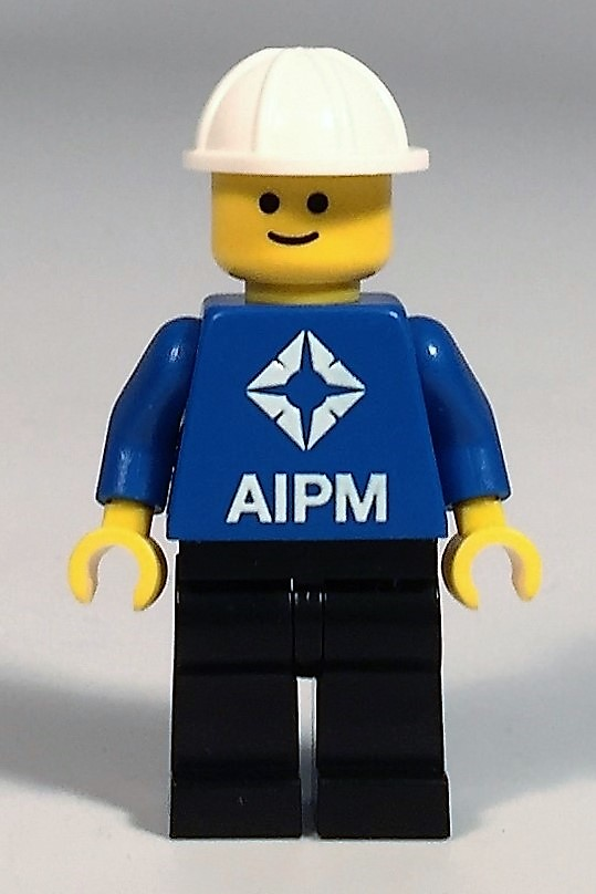 Printed LEGO Minifig
