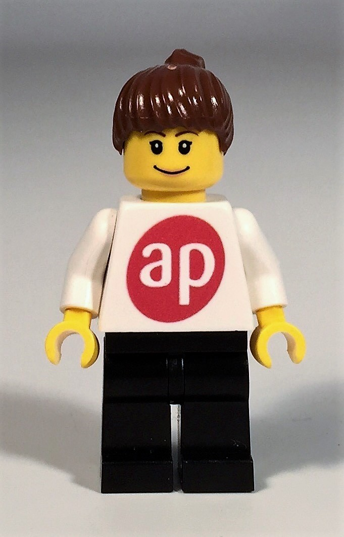 Customized LEGO Minifig