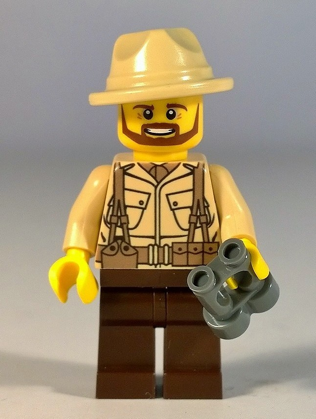 Printed Minifig