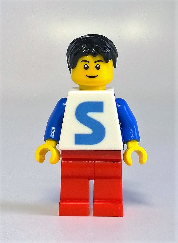 Personalized LEGO Minifig