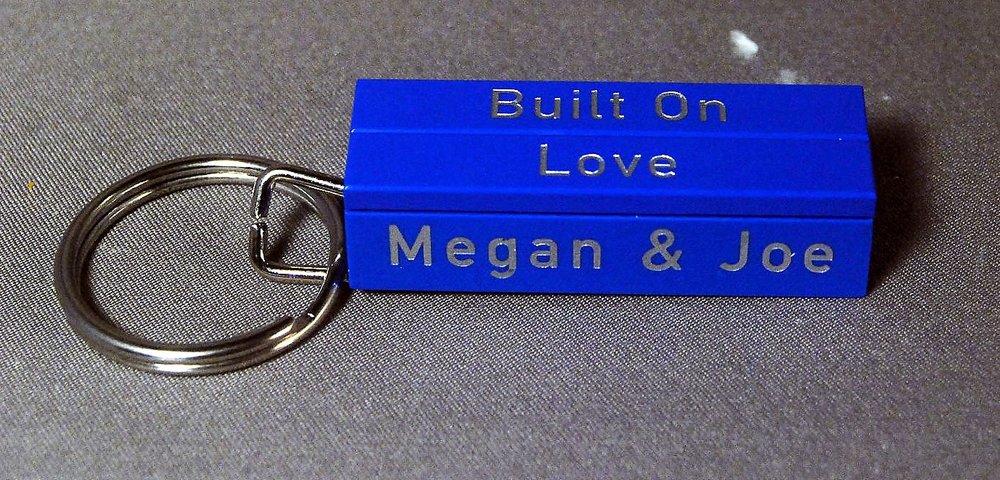 LEGO Keychain Gift