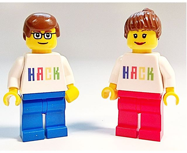 Congrats! You've hacked your way through Wednesday. Check out our minifig gallery or create your own: http://www.brickengraver.com/minifig-gallery