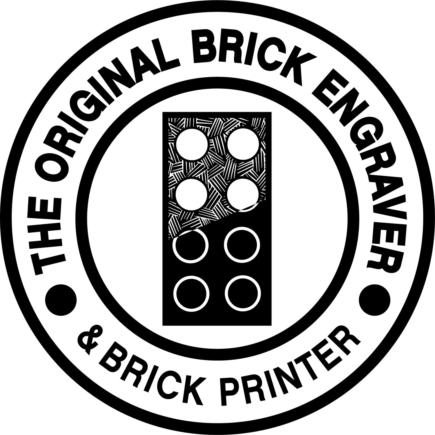 The Original BrickEngraver/BrickPrinter