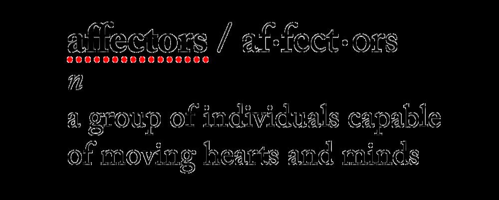 affectors