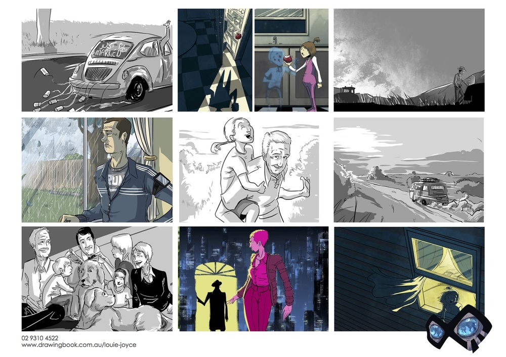 LouieJoyce_Storyboards