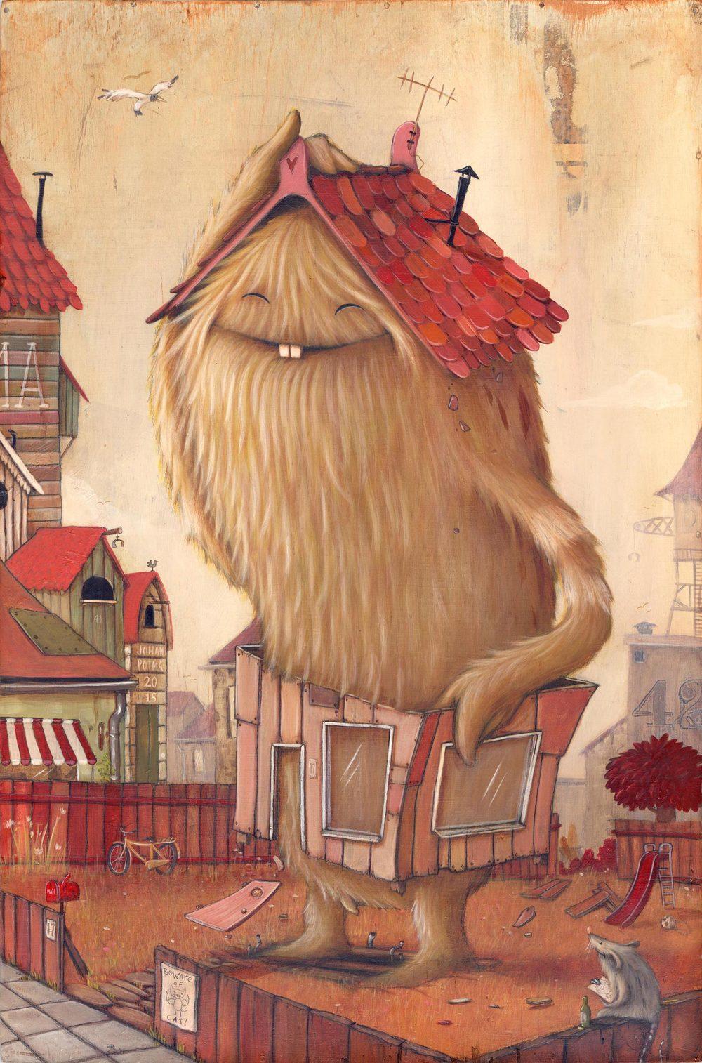 There Goes the Neighbourhood by Johan Potma