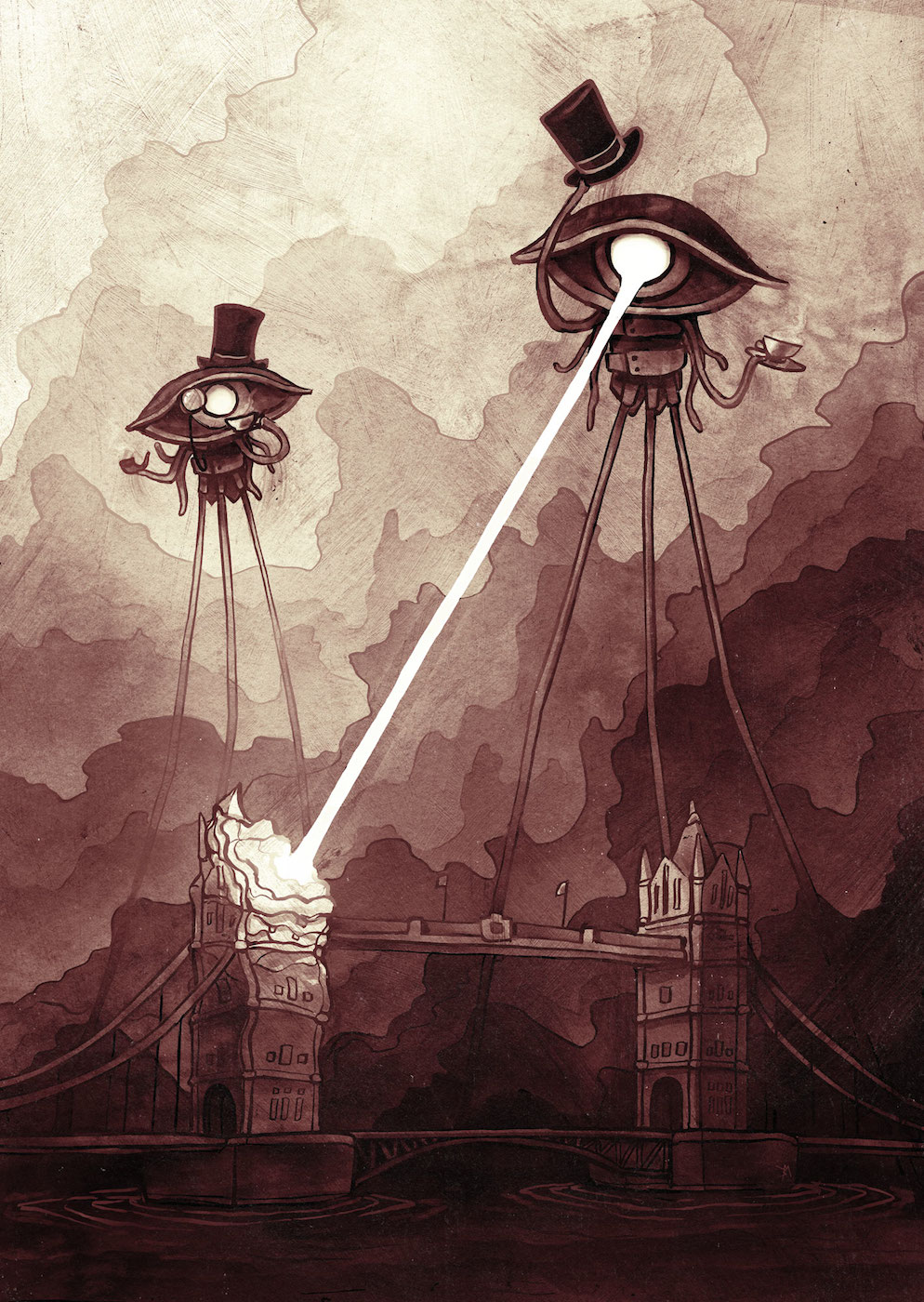 Ben Marriott War of the Worlds