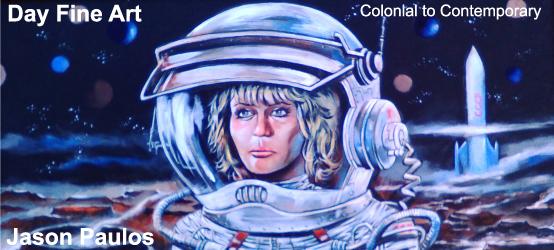 Astounding Space Girl Adventures   23 April - 10 May
