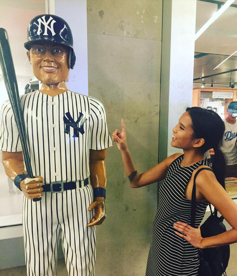 Irene Feleo Baseball