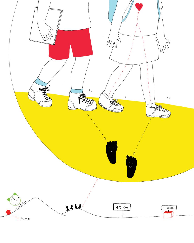 Dan Khanh - Giày Am (Warm Feet)