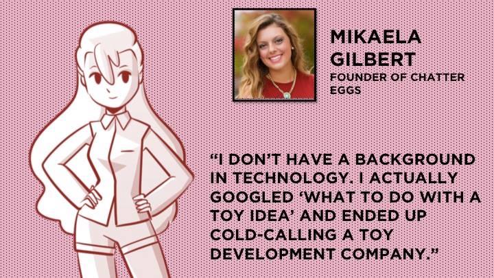 Mikaela Gilbert by Jo Ley