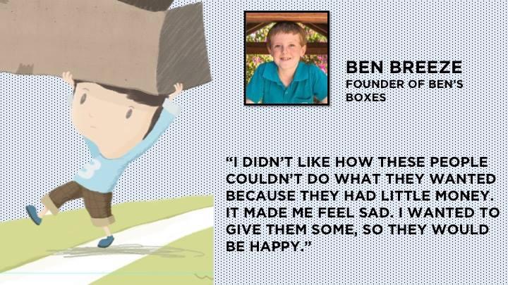 Ben Breeze by Nathaniel Eckstrom