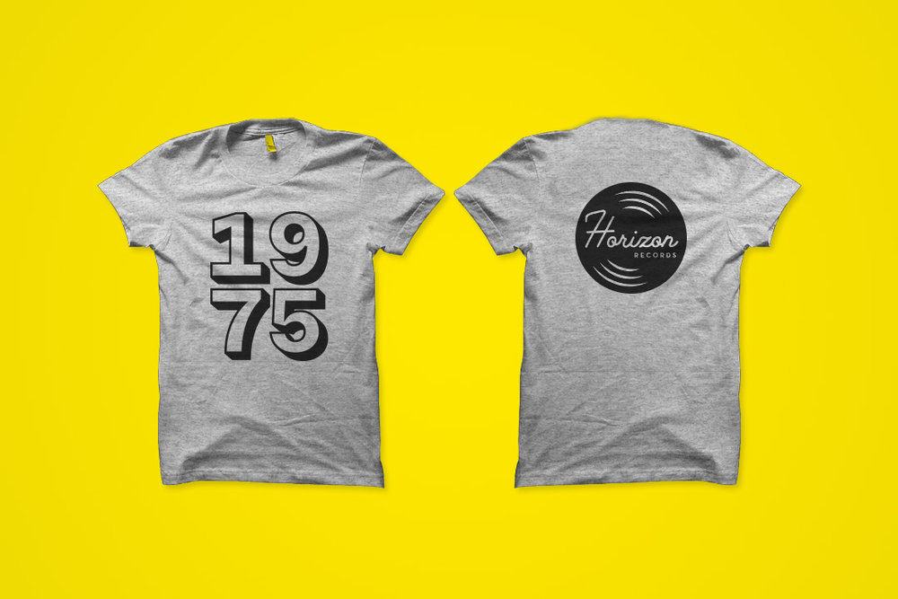 Heritage T-Shirt—Front &Back