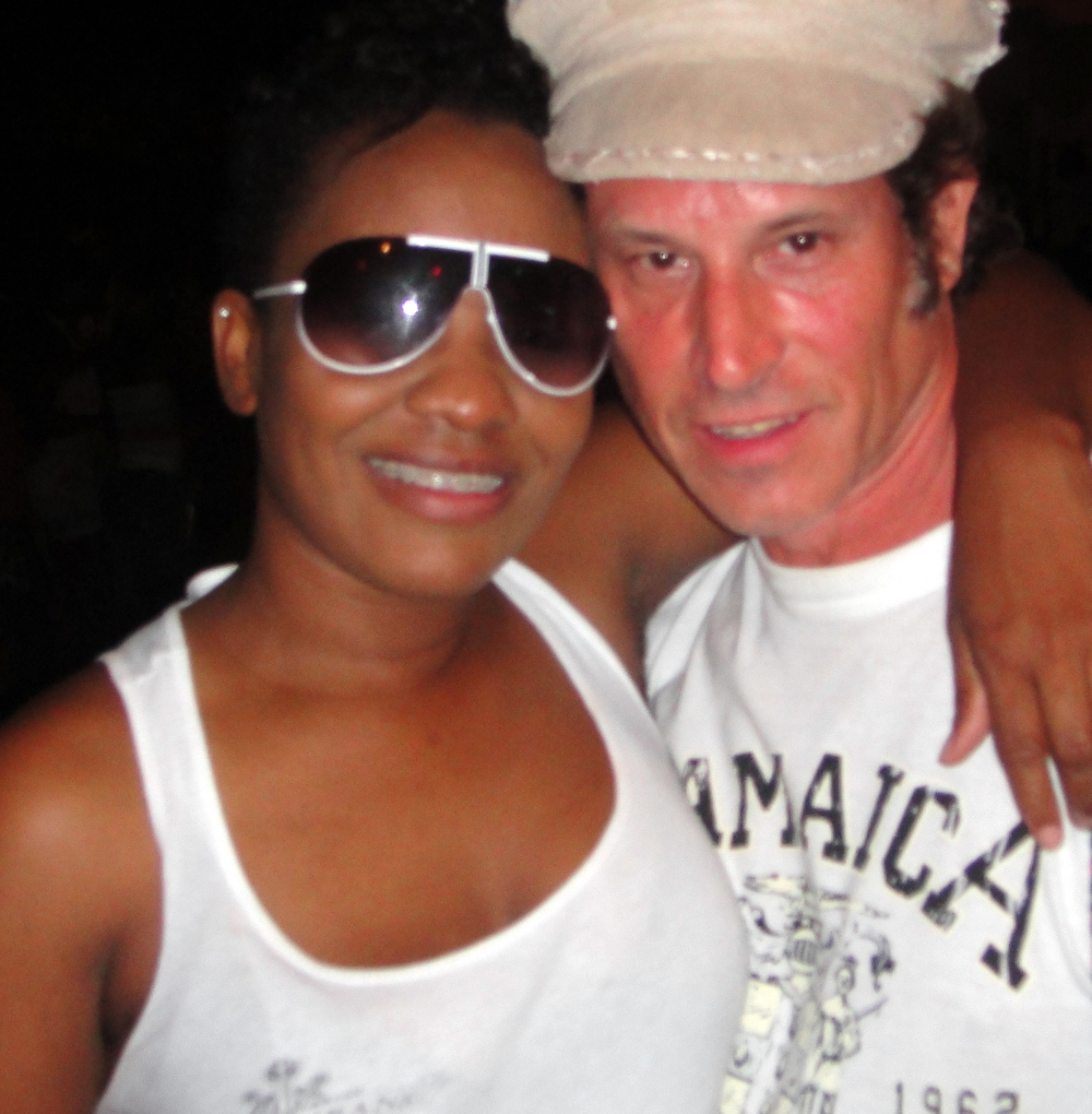 Justin Love & Tanya Stephens,a big star in Jamaican music worldwide.jpg