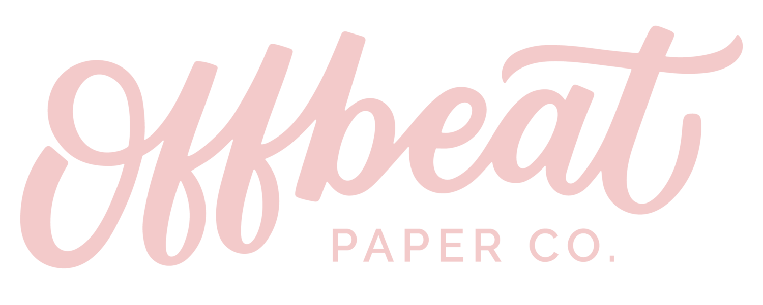 Offbeat Paper Co.