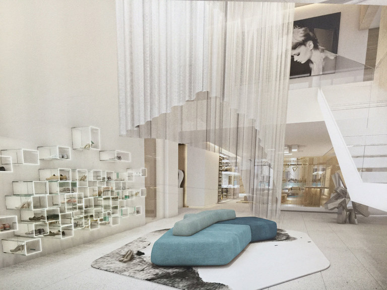 The Miami Beach Home, Image Courtesy of the Article
