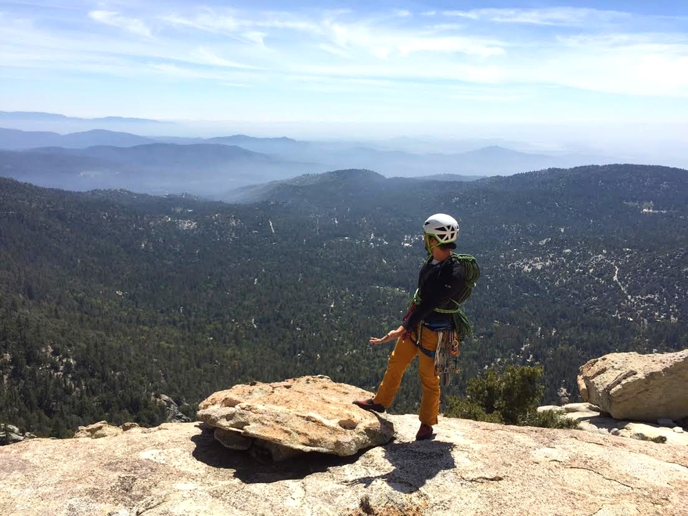 Summit of Tahquitz