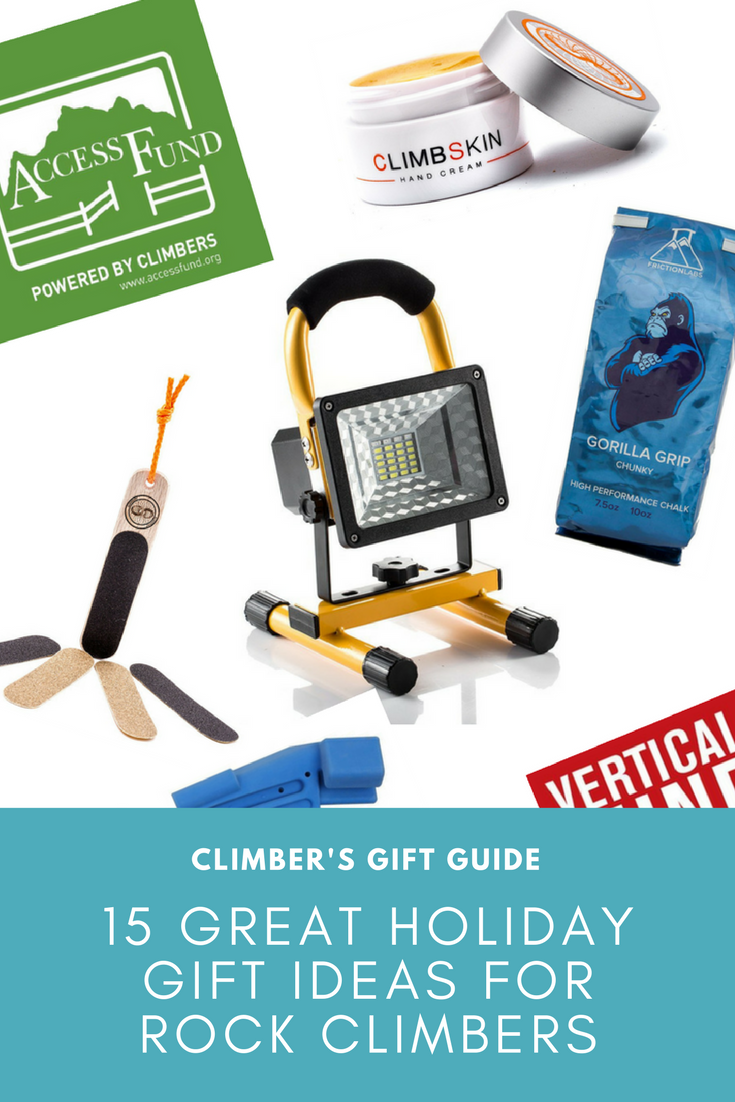 Part 2: 15 Climbing Holiday Gift Ideas — She Dreams Of Alpine