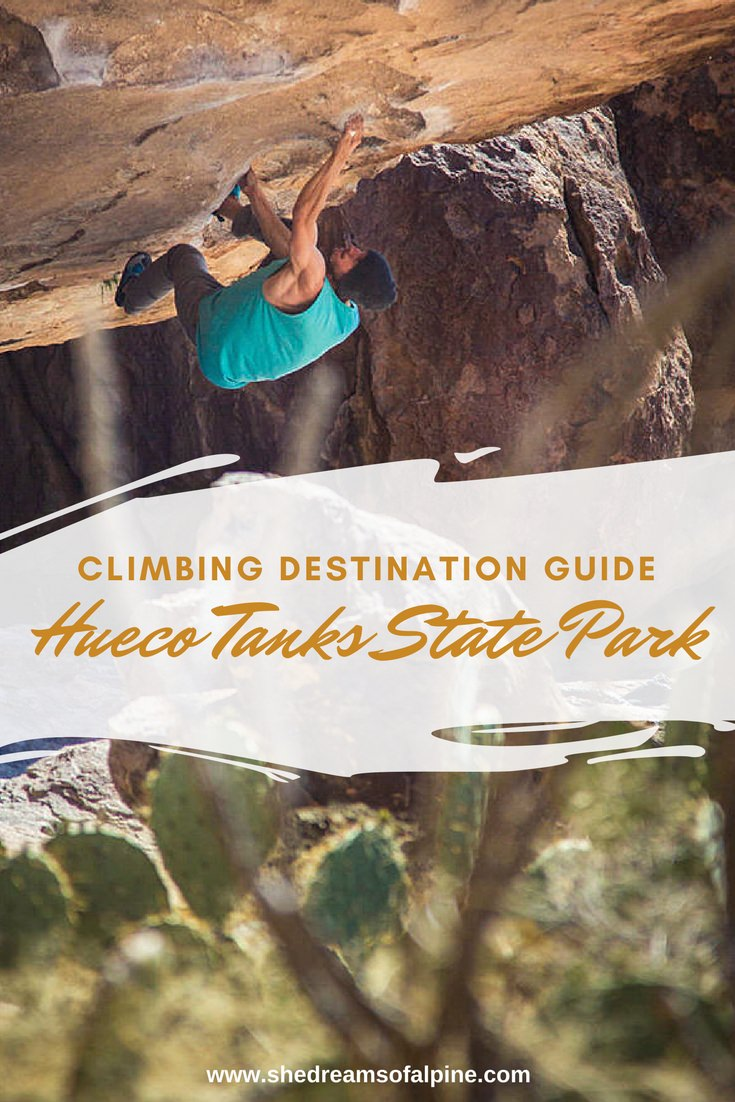 Climbing Destination Guide: Bouldering At Hueco Tanks State Park in Texas