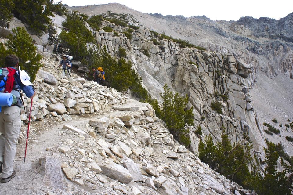 hikers-hiking-up-switchbacks