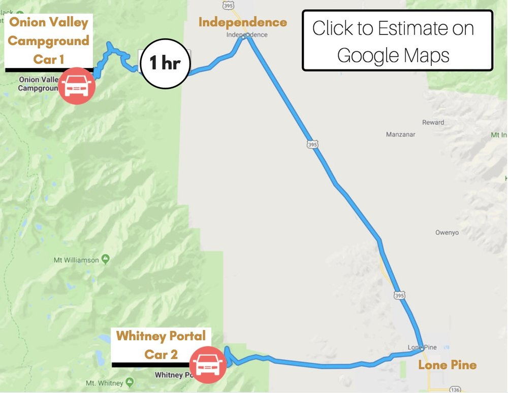 driving-directions-onion-valley-to-whitney-portal