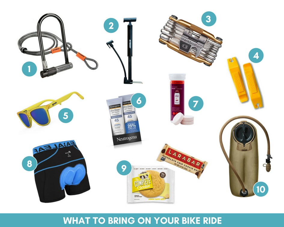 what-to-bring-on-your-bike-ride