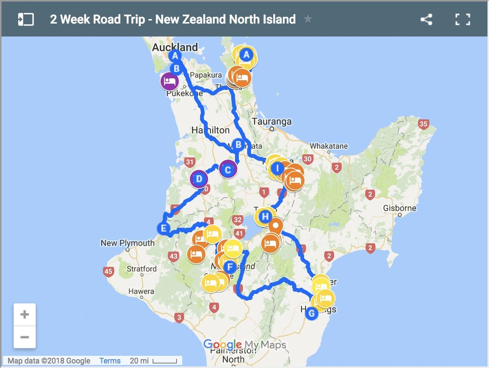 road-trip-new-zealand-north-island-map
