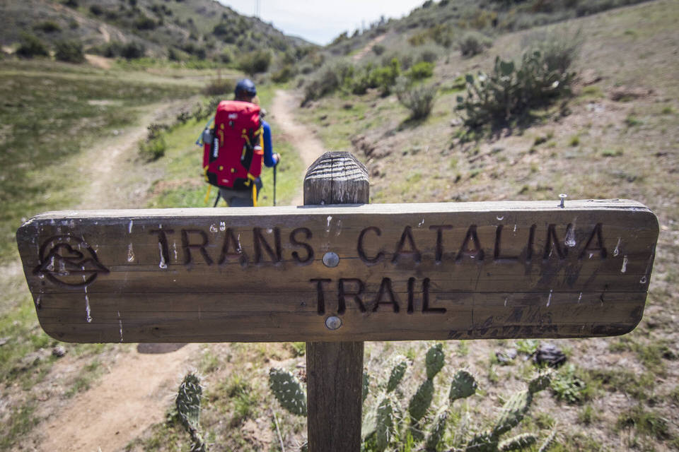 trans-catalina-trail-sign