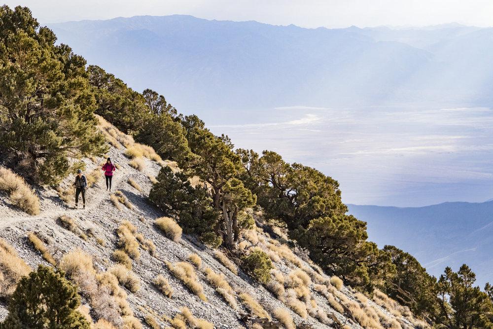 Hiking Telescope Peak