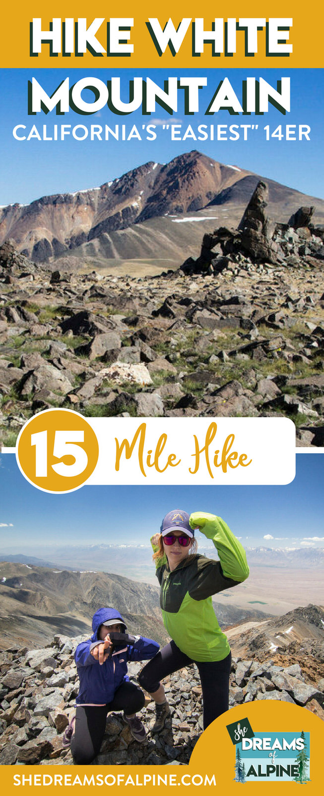 Your Complete Guide to Hiking White Mountain California 14er