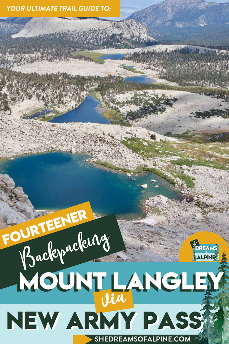 Your Ultimate Trail Guide: Mount Langley Hike and the Cottonwood Lakes