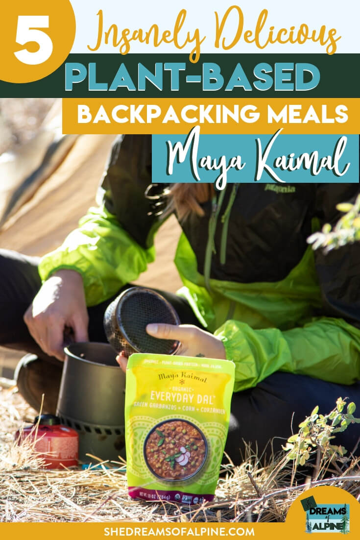 The Ultimate Vegan Backpacking Food