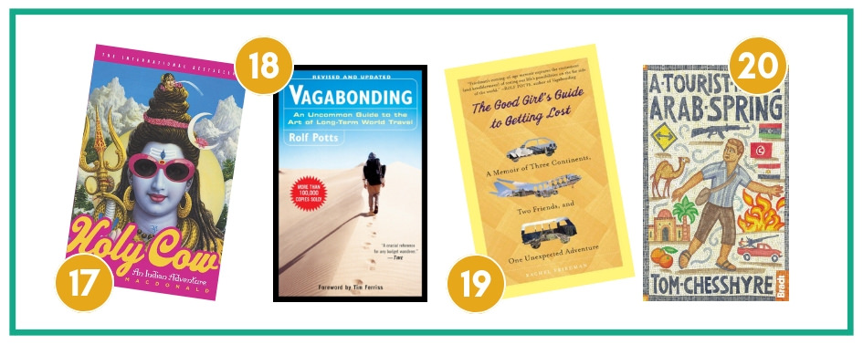 25 great adventure books to read this year!