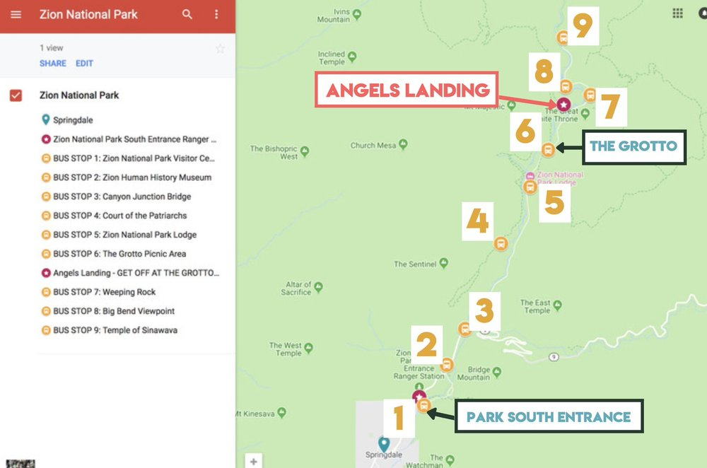 The ULTIMATE Guide to the Angels Landing Hike in Zion National Park on