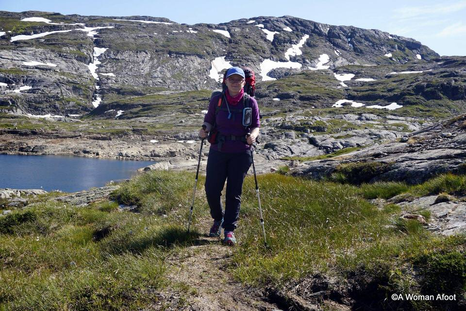 Solo hiking & Camping in Norway