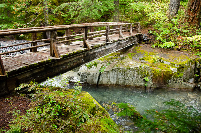 the wonderland trail, washington