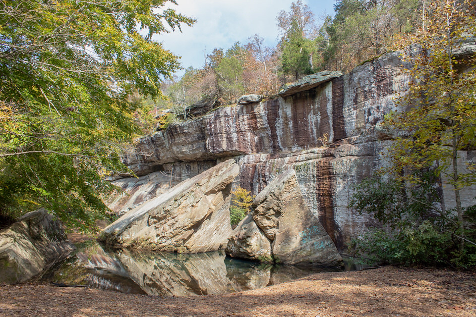 Visiting Shawnee National Forest in Illinois