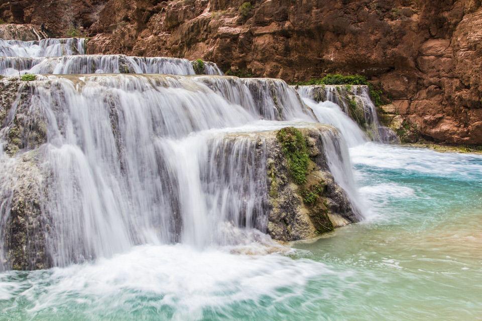 Beaver Falls Waterfall