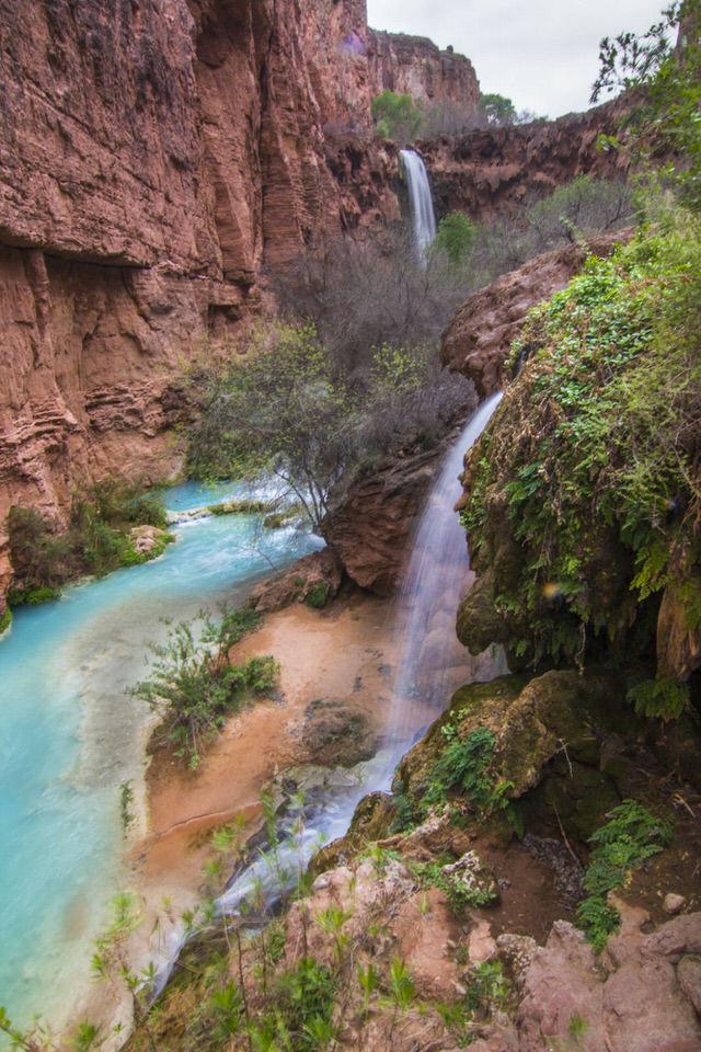 havasupai-falls-hike