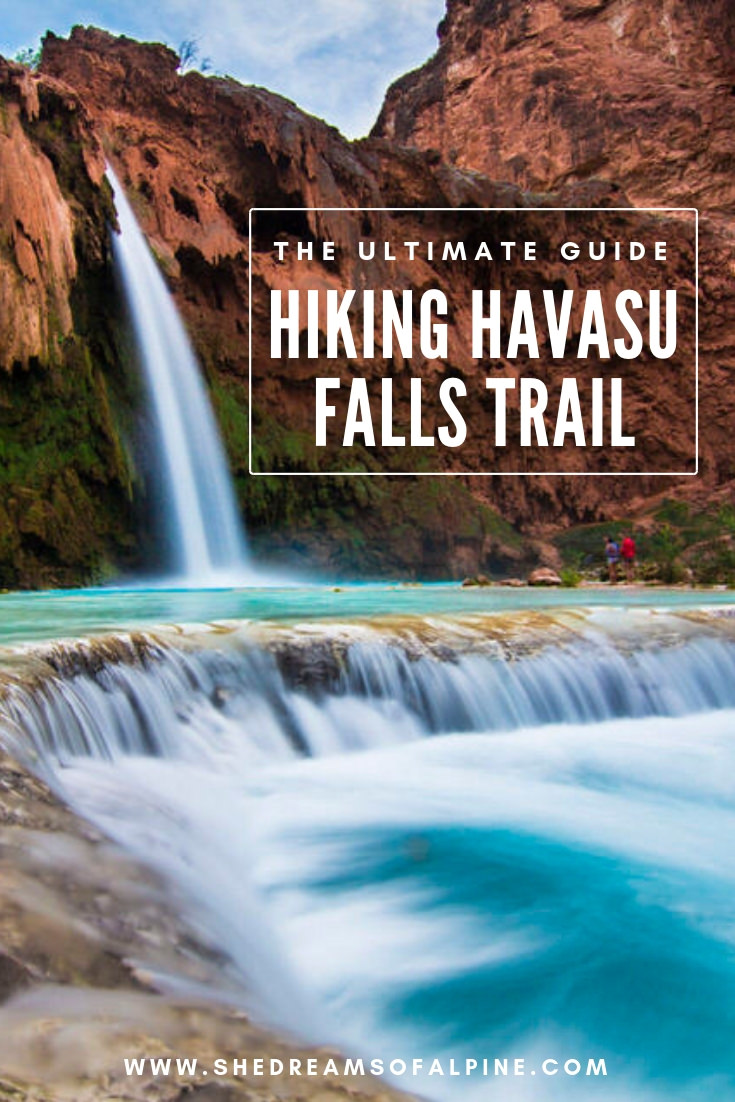 933195294230 The ULTIMATE Guide to the Havasu Falls Hike in 2019 - Backpacking ...
