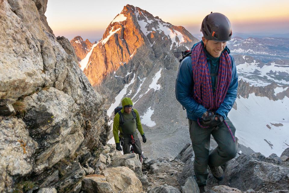 Mountaineering Basics