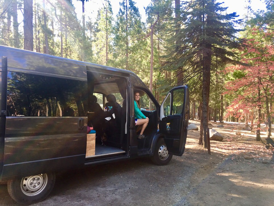 Yosemite campgrounds are epicly beautiful, and totally worth making sure you know how to get your Yosemite National Park camping reservations!
