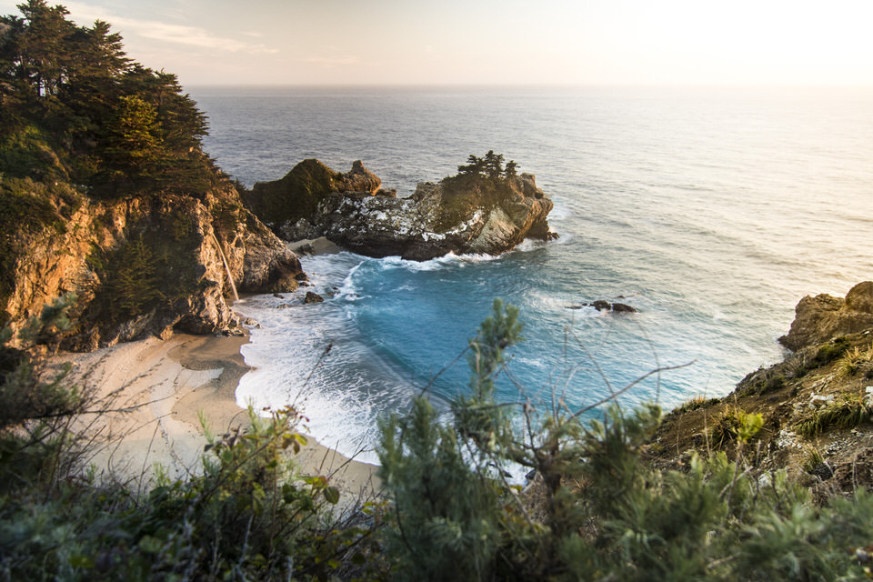 Get the details below on what you need to do to get Big Sur backpacking permits and Big Sur Camping Reservations