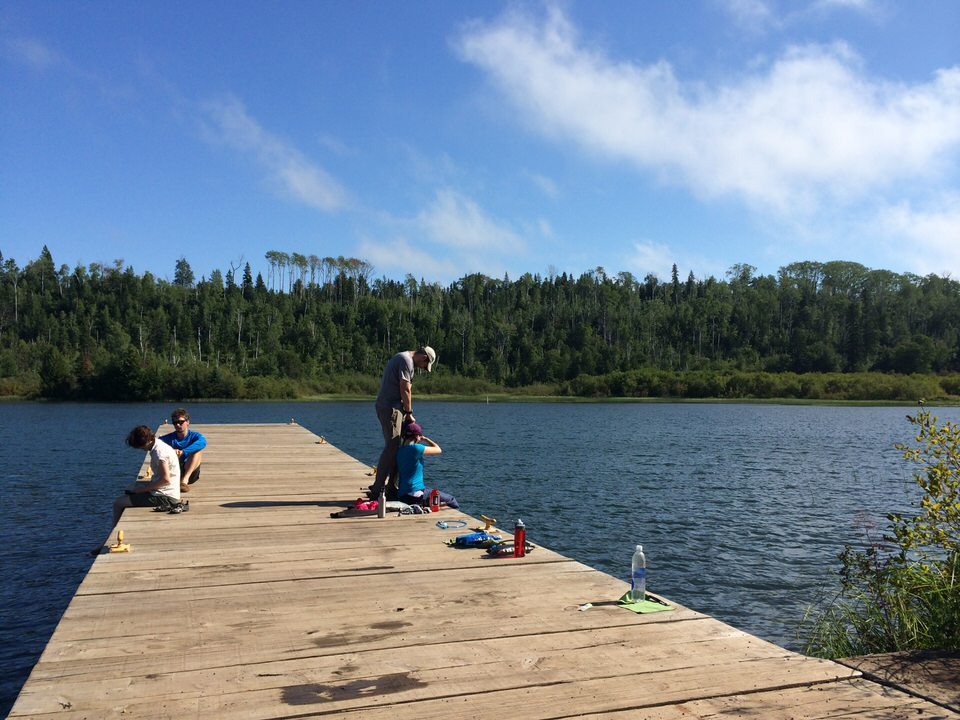 Backpacking trip to Isle Royale National Park