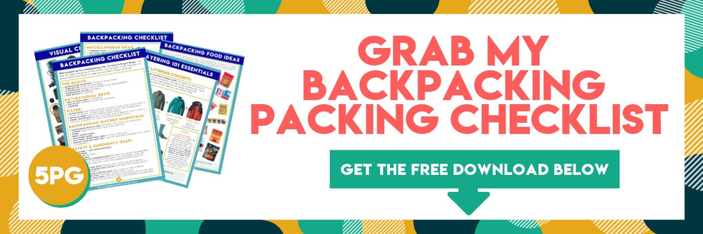 beginner-backpacking-gear
