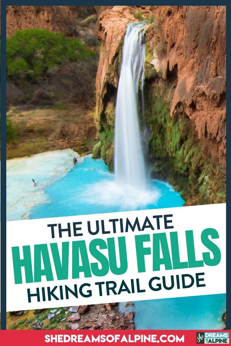The ULTIMATE Guide to the Havasu Falls Hike in 2020