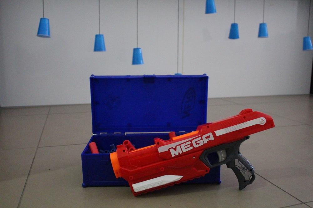 Nerf Gun Targets