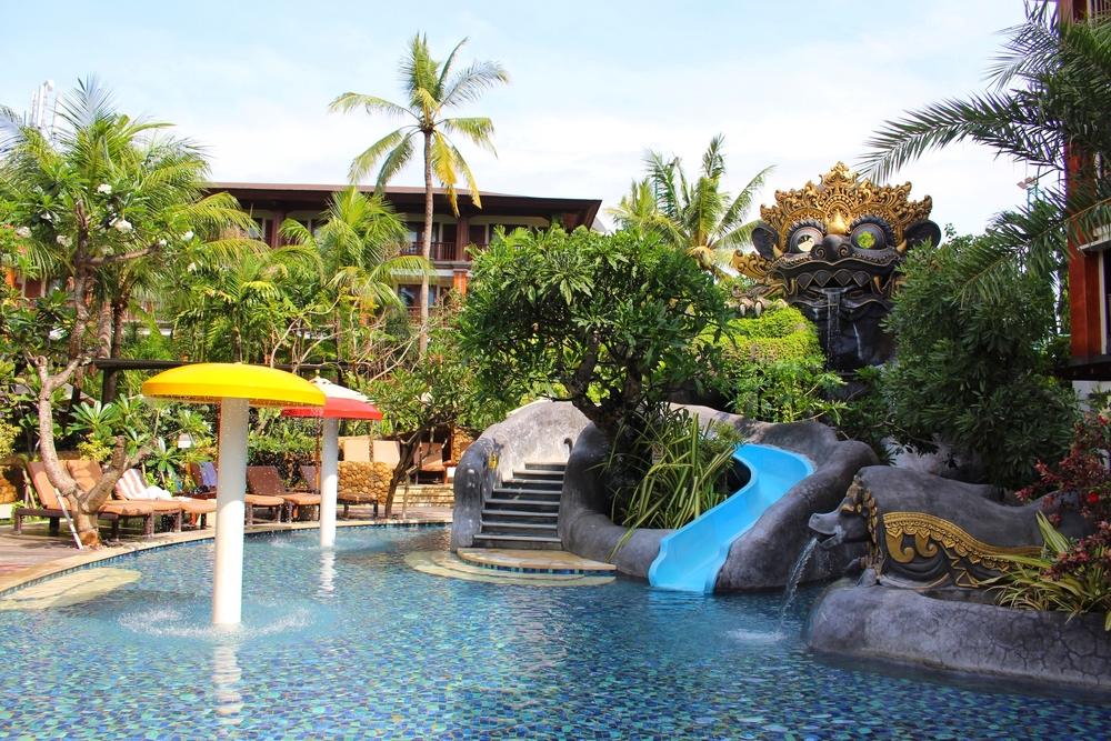 Padma resort legian bali bambino weekend for Hotels in legian bali