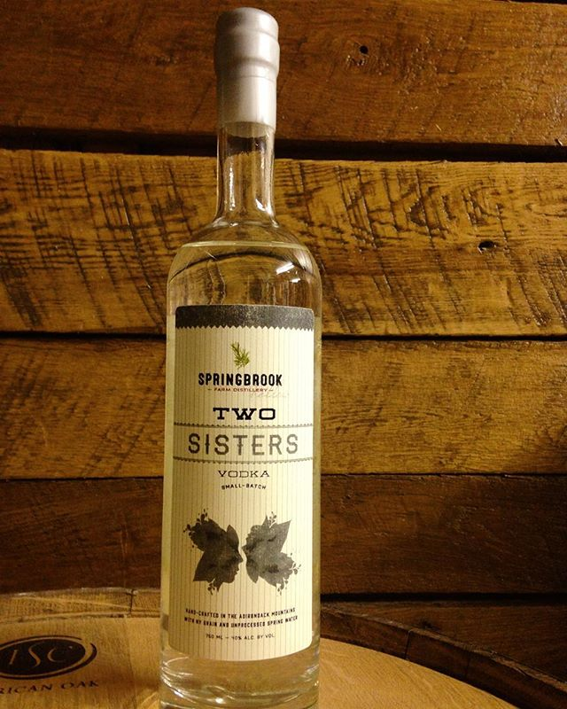 What is your favorite #vodka drink? #twosisters #springbrook